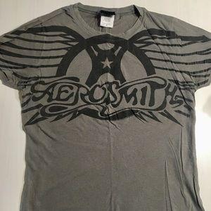 Aerosmith Vintage Band Shirt